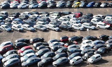 location of used car auctions